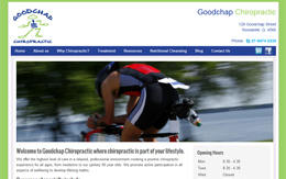 goodchap chiropractic noosaville qld australia